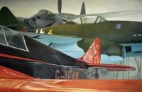 RAF 130X200cm